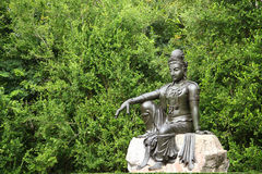 Female Goddess Chinese Buddha. Stock Photography