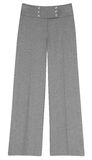 Female Gray trousers pants Stock Images