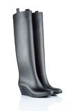 Female gumboots Royalty Free Stock Photo