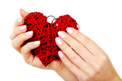 Female hand Royalty Free Stock Images