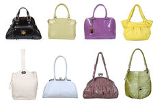 Female handbag Stock Photography