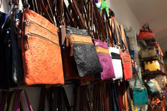 Female handbags Stock Image