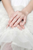 Female hands Royalty Free Stock Photos