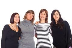 Female Happy People Stock Photos