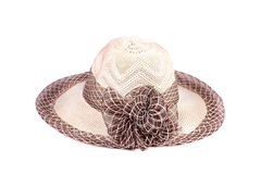 Female hat Royalty Free Stock Images