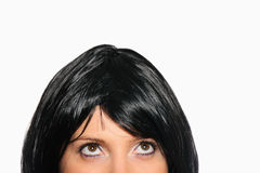 Female head Stock Photo