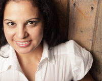 Female headshot Stock Photography