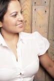 Female headshot Stock Images
