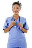 Female Healthcare Worker Stock Photography
