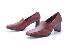 Female high-heeled Royalty Free Stock Photo