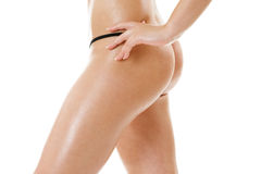 Female hips Royalty Free Stock Image