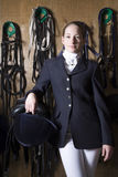Female Horseback Rider Stock Photos
