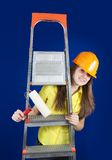 Female house painters Stock Image