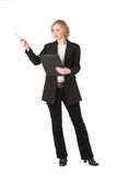Female inspector #3 Royalty Free Stock Photo