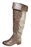 Female jack boot Royalty Free Stock Image