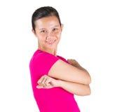 Female In Jogging Attire II Stock Photos