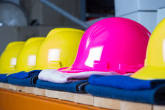 Female kind of work wear Royalty Free Stock Photo