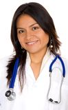 Female latin american doctor Stock Photography