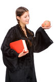 Female lawyer Royalty Free Stock Photo