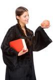Female lawyer Royalty Free Stock Photo