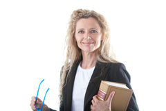 Female lawyer Royalty Free Stock Photos