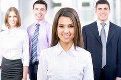 Female leader Stock Photos