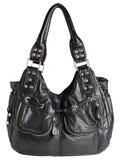 Female leather bag Stock Photos