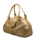 Female leather bag Royalty Free Stock Images