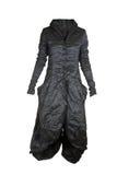 Female leather coat   Isolated Stock Photos