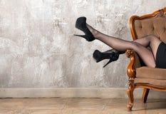 Female legs Stock Photos