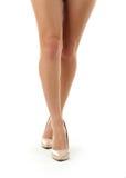 Female legs Royalty Free Stock Photo