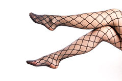 Female legs in pantyhose Stock Photos