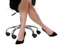 Female legs Stock Image