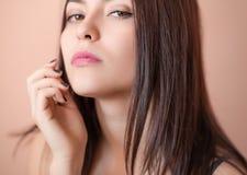 Female lips. Royalty Free Stock Photography