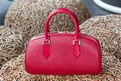 Female luxury personal fashion bag Stock Photo