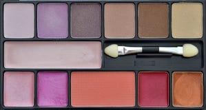 Female makeup kit Royalty Free Stock Photo