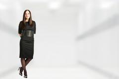 Female Manager Stock Photo