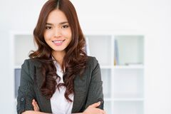 Female manager Stock Photos