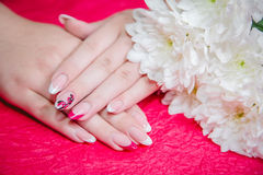 Female Manicure, beauty style, Stock Photo