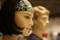 Female Mannequin Royalty Free Stock Photography