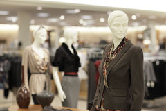 Female mannequin Royalty Free Stock Photo