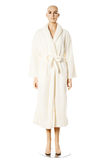 Female mannequin in bath robe | Isolated Royalty Free Stock Photos