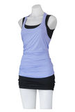 Female Mannequin in Casual Clothes Stock Photo