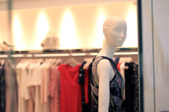 Female mannequin display Stock Photo