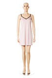 Female mannequin in nightwear   Isolated Stock Photography