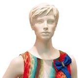 Female mannequin Stock Photo