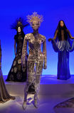 Female  mannequins at Gaultier exhibition Stock Image