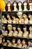 Female mannequins Stock Photo