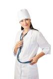 Female medical doctor Stock Photo