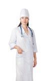 Female medical doctor Stock Image
